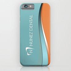 Nunez Dental Logo iPhone 6s Slim Case
