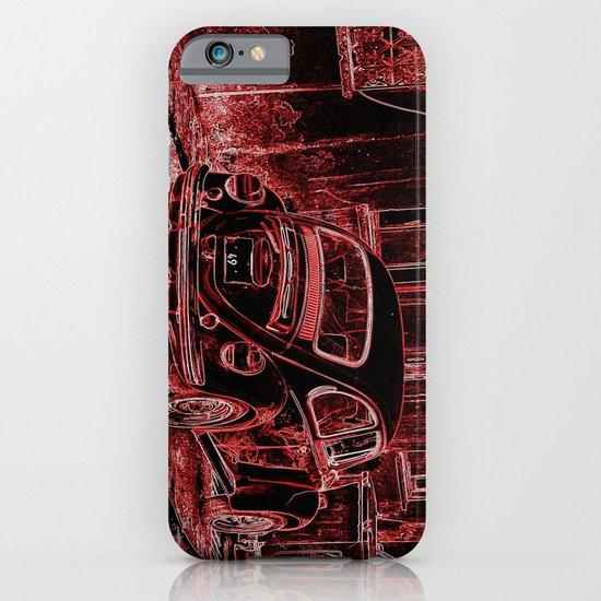 """VW BEETLE """"49"""" iPhone & iPod Case"""