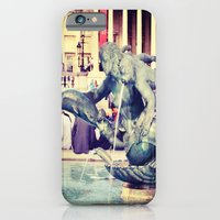 iPhone & iPod Case featuring Fountain of Angels by Olivia Nicholls-Bates