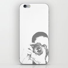 A Different Kind of Art iPhone & iPod Skin