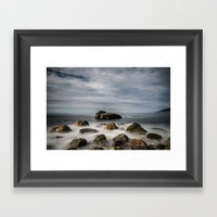 California Coast 2 Framed Art Print