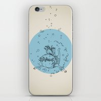 Sea. iPhone & iPod Skin