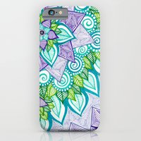 iPhone & iPod Case featuring Sharpie Doodle 6 by Kayla Gordon