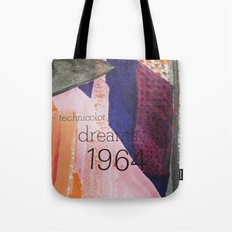 Technicolor Dreams Tote Bag