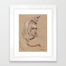 Cherry Shakewell Framed Art Print