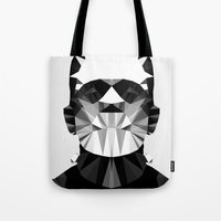 Polygon Heroes - The Hor… Tote Bag