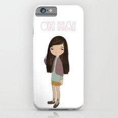 oh hai iPhone 6 Slim Case
