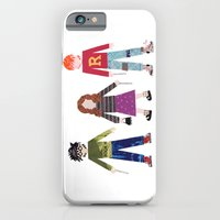 Harry, Hermione, And Ron iPhone 6 Slim Case
