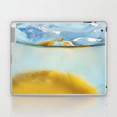 Refreshing Lemon Drink Laptop & iPad Skin