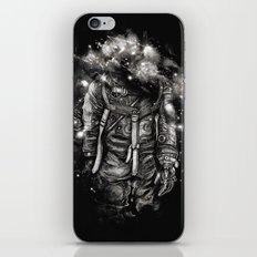 Lost In Cosmic Shades iPhone & iPod Skin