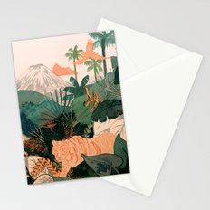 Creature Jungle Stationery Cards