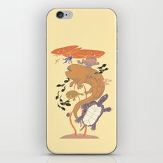 Pond Life iPhone & iPod Skin
