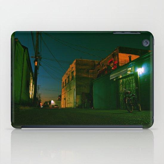 Summer night cruiser iPad Case