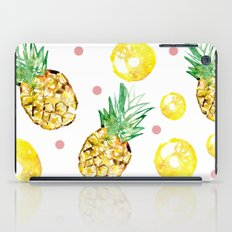 Pineapple party iPad Case