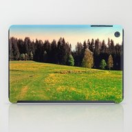 Outdoors In Sunny Spring iPad Case