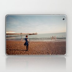 Staring at the Sea #2 Laptop & iPad Skin