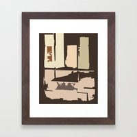 Value Framed Art Print