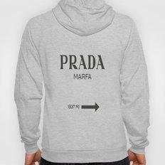 Grey Marfa  Hoody
