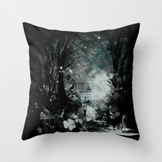 wish you the best my kid Throw Pillow