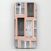 Knok knok iPhone & iPod Skin