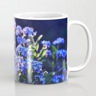 Forget-me-not-flower Mug
