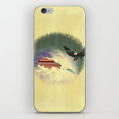 Pattern Survival iPhone & iPod Skin