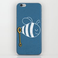 BubbleBee iPhone & iPod Skin