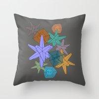 CryoThermicSocraticus Throw Pillow