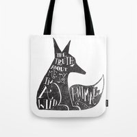 THE TRUTH ABOUT ME IS, I… Tote Bag