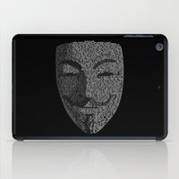 ...You May Call Me 'V' �… iPad Case