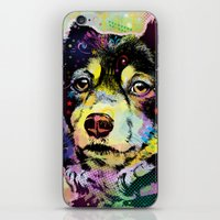 Sheep Dog iPhone & iPod Skin