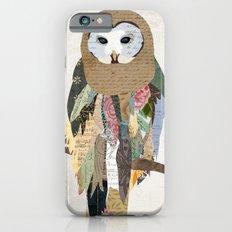 Owl Collage iPhone 6 Slim Case