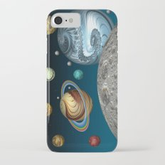 To The Moon And Beyond iPhone 7 Slim Case