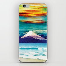 Living Rapture in Yeno iPhone & iPod Skin