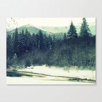 Between Storms Canvas Print