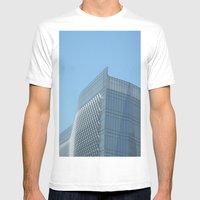 Ice-13 Mens Fitted Tee White SMALL