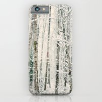 iPhone & iPod Case featuring A Day in Winter by sparkofinspiration