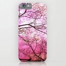 Surreal Pink Trees Nature  Slim Case iPhone 6s