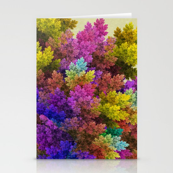 Miracle Tree Stationery Card