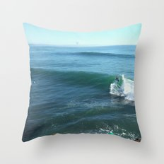 kelly slater Throw Pillow