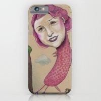 PINK LADY iPhone 6 Slim Case