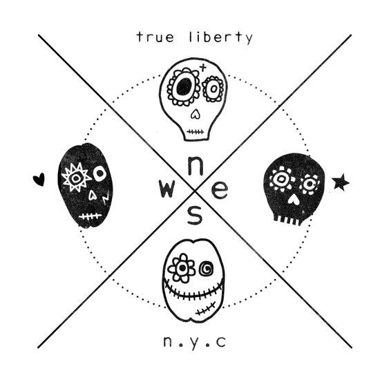 True Liberty Art Print