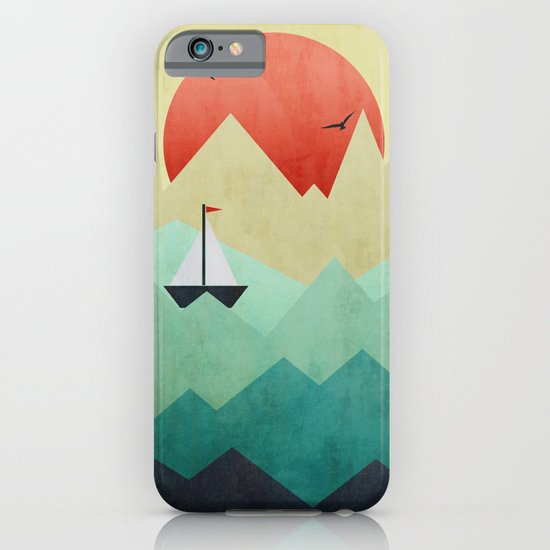 Ocean Adventure iPhone & iPod Case