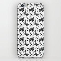 VINTAGE FLORAL iPhone & iPod Skin