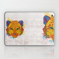 Cat Series: Leopard  Laptop & iPad Skin