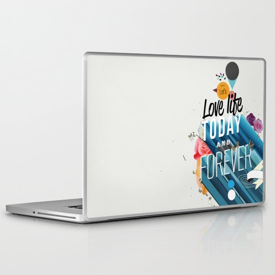 Everything Forever Laptop & iPad Skin