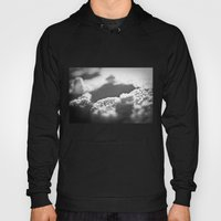 Snow Black And White Hoody
