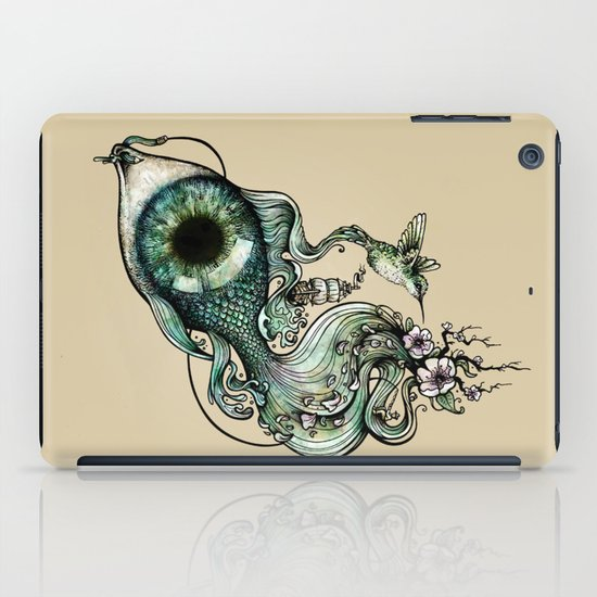 Flowing Inspiration iPad Case