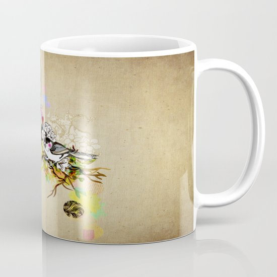 Two Birds Mug
