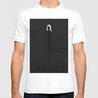 Karl Lagerfield Aestheti… Mens Fitted Tee White SMALL